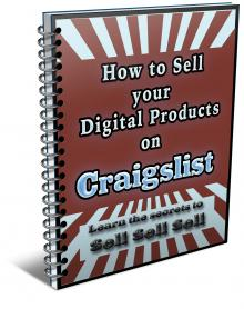 How To Sell Digital Products On Craigslist
